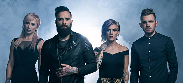 Skillet To Release 'Unleashed Beyond' On November 17th