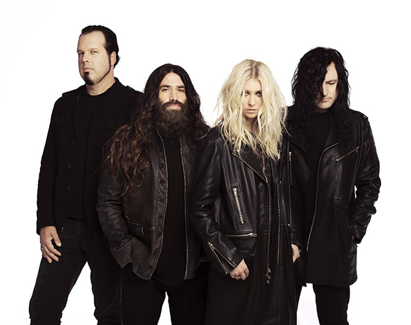 The Pretty Reckless - Photo by Andrew Lipovsky