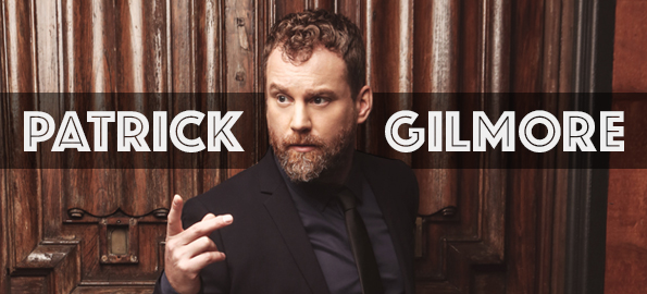 MAN OF THE HOUR: Patrick Gilmore On Life, Career, Netflix's 'Travelers' and More!