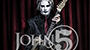 "Guitar Legend JOHN 5 Reveals ""Season Of The Witch"" Full Track Listing"