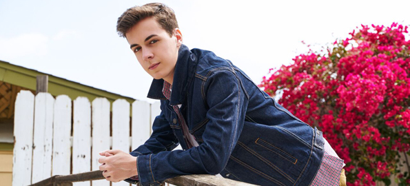 ON THE RISE: Quinn Lord Talks Career, 'The Man In The High Castle' and Much More!