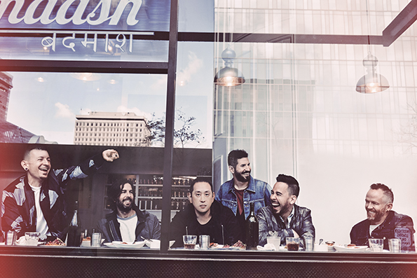 Linkin Park Announces One More Light Album And Performs