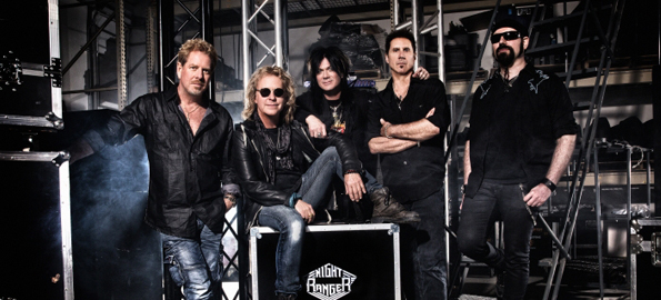 DON'T LET UP: Kelly Keagy On Bringing Night Ranger's Powerful New Album To Life!