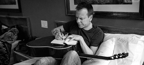 NOT ENOUGH WHISKEY: Kiefer Sutherland Discusses His Musical Evolution