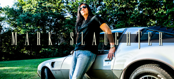 HALFWAY THERE: Mark Slaughter On Breathing Life Into His Captivating Solo Album!
