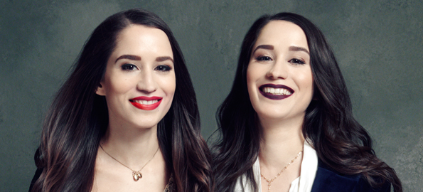 MACEDO: Michelle and Melissa Macedo On The Blossoming Careers and New Album!