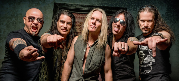 LOUDER FASTER HARDER: Warrant's Jerry Dixon Talks Career, New Music and More!