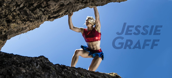 GAME CHANGER: Jessie Graff On Breaking Into Hollywood and Her Life In Stuntwork!