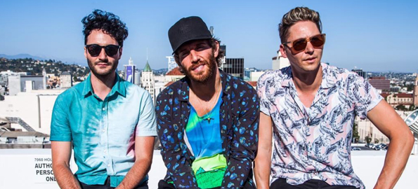 The Science of Letting Go: Smallpools' Micheal Kamerman The Rise of The Band