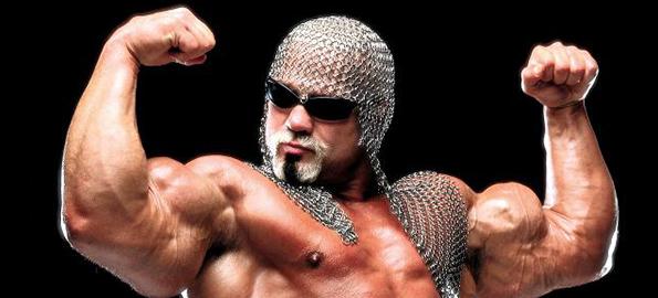 "GAME CHANGER: ""Big Poppa Pump"" Scott Steiner Discusses His Legendary Career"