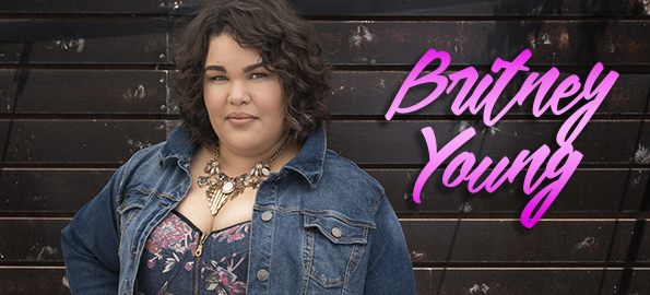 FEARLESS: Britney Young On Her Career And Breakout Role On Netflix's 'G.L.O.W.'