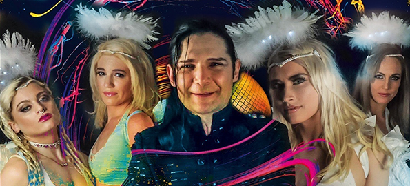The Importance of Following Your Dreams: Corey Feldman's Angelic To The U.S. Tour