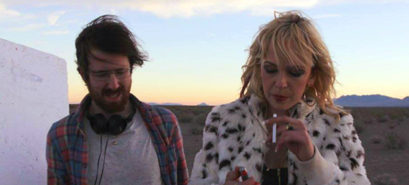 Colin Minihan and Brittany Allen On Bringing 'It Stains The Sands Red' To The Screen!