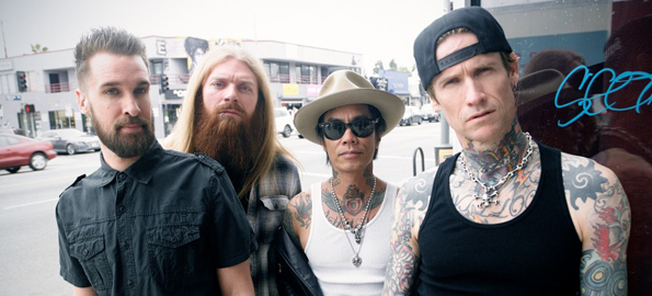Josh Todd & The Conflict Announce First Co-Headlining U.S. Tour With Hinder