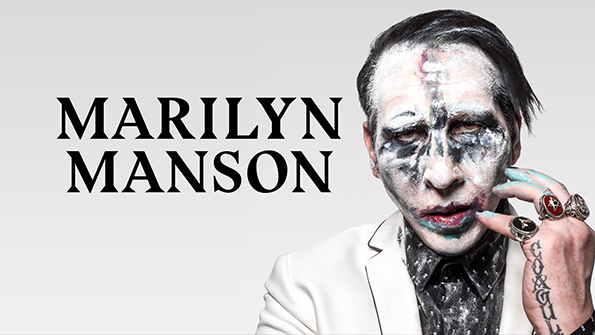 Marilyn Manson Announces Dates For North American Fall Tour