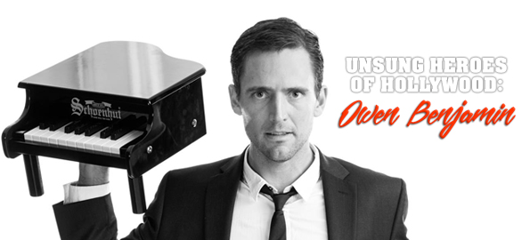 Unsung Heroes of Hollywood: The Comedy of Owen Benjamin