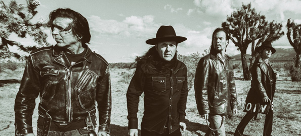 THE BROTHERHOOD: George Lynch Talks Lynch Mob's New Album and More!