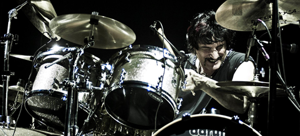 BROTHERS IN DRUMS: Carmine Appice On The Making of Appice's 'Sinister' Album!