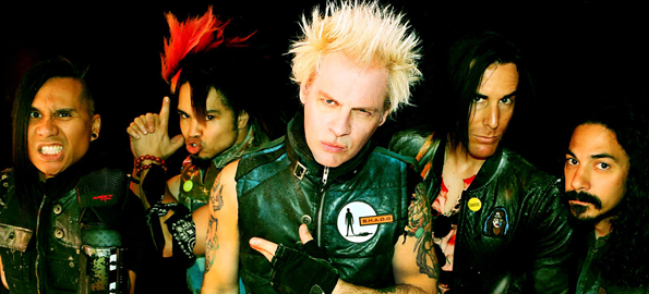 NEW WAVE: Powerman 5000's Spider On His Career, Longevity and New Album!