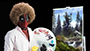 DEADPOOL 2: Deadpool Channels Bob Ross In New Teaser Trailer!