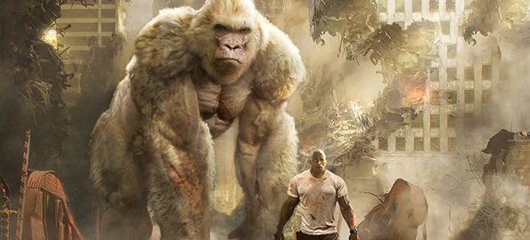 LARGER THAN LIFE: Jason Liles Talks Life, Career & Breakout Role In 'Rampage'