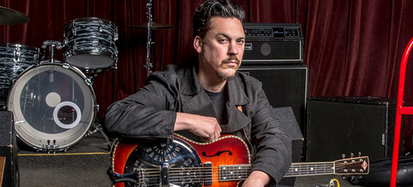 THE OUTSIDER: Jesse Dayton On Life, The Road & The Making of His New Album!
