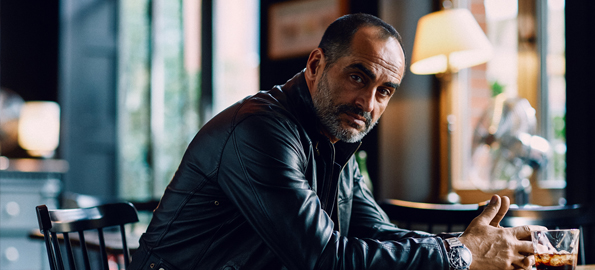 GAME CHANGER: Navid Negahban On His Artistic Evolution & Role On FX's 'Legion'