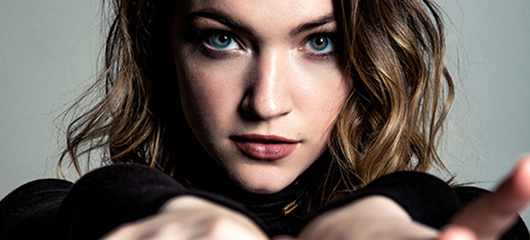 UNSTOPPABLE: Violett Beane On Taking Risks, Creative Growth and New Projects!