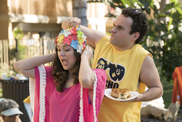 'The Goldbergs' Fight For Their Right to Party with the Beastie Boys at MTV's Spring Break