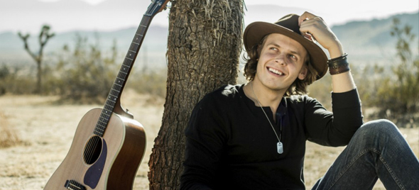 BLAZING A TRAIL: Country Artist Cole Bradley Discusses His Blossoming Career!