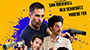 BLUE IGUANA: Watch An Exclusive Clip From Hilarious Heist Flick Starring Sam Rockwell and Ben Schwartz!
