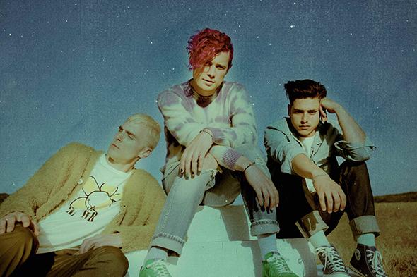 DREAMERS: LA Cosmic-Rock Band Unleash Impressive 'FLY' EP