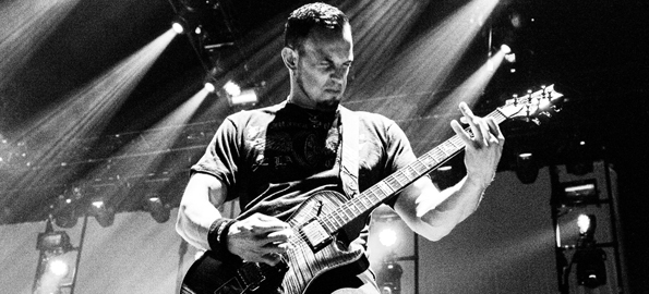 A DYING MACHINE: Mark Tremonti On Bringing His Latest Creative Endeavor To Life!