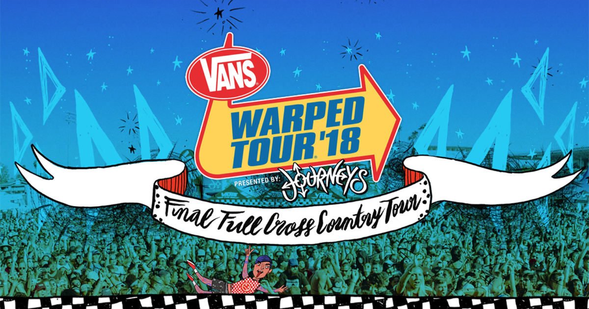 So Sorry, Its Over: A Look At The Final Vans Warped Tour