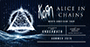Korn and Alice In Chains Join Forces For Epic Co-headlining Summer Tour