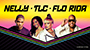 Hip Hop Icons Nelly, TLC and Flo Rida Team Up For Summer Amphitheater Tour