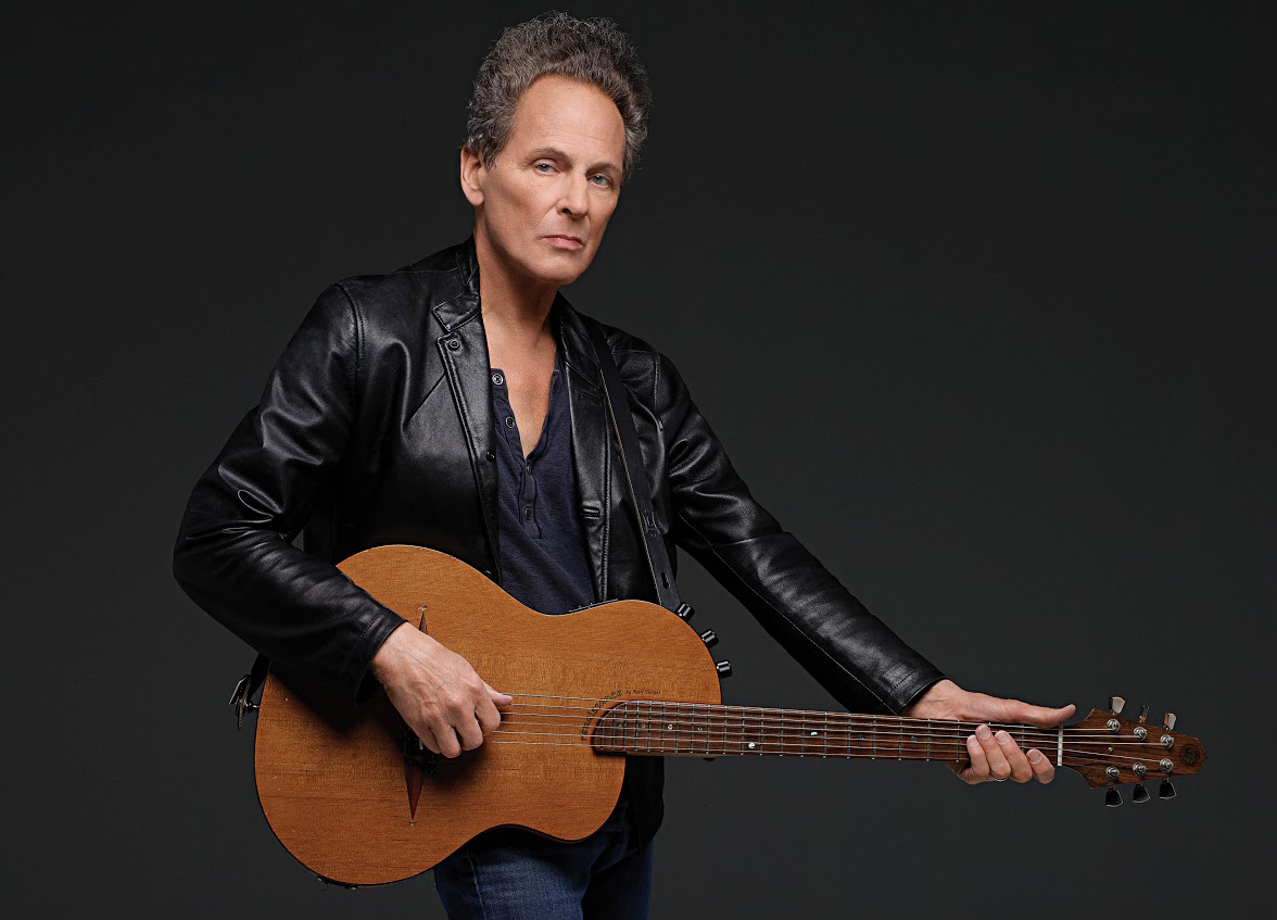 Rock Legend Lindsey Buckingham To Release First Solo Album In A Decade On  September 17th - Icon Vs. Icon